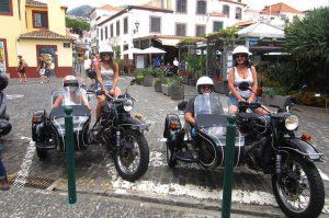 Madeira island Sidecar Tours