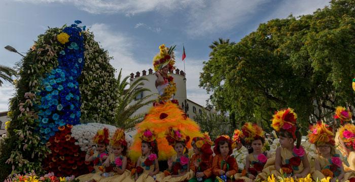 Madeira Island Flower Festival, madeirasidecartours.com