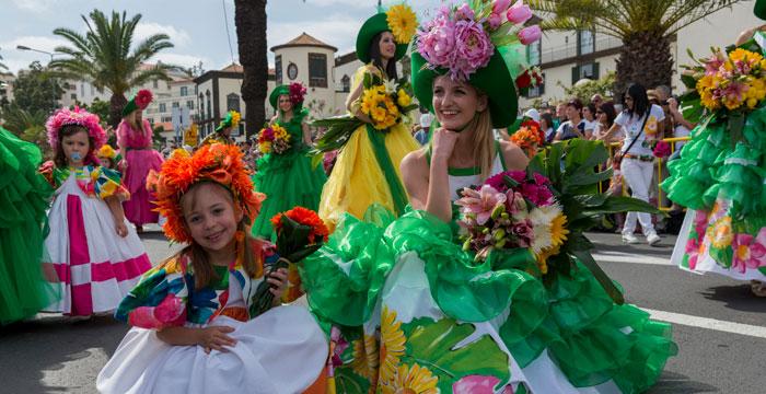 Madeira Island Flower Festival